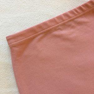 Boohoo Cutout Pencil Skirt